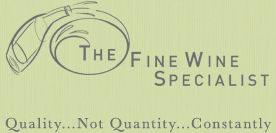 The Fine Wine Specialist Logo
